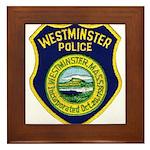 Westminster Massachusetts Pol Framed Tile