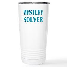 mystery solver Travel Mug