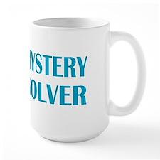 mystery solver Mug