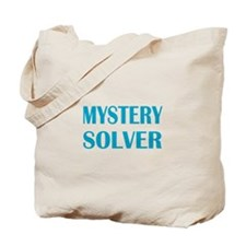 mystery solver Tote Bag