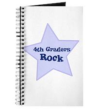 4th Graders Rock Journal