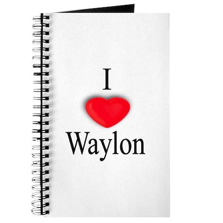 Waylon Journal