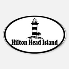 Hilton Head Island SC - Lighthouse Design Decal
