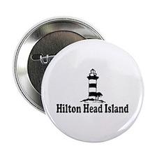 "Hilton Head Island SC - Lighthouse Design 2.25"" Bu"