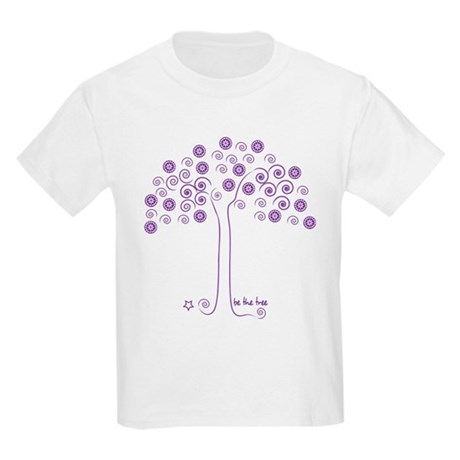 be the tree Kids Light T-Shirt
