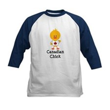Canadian Chick Tee