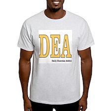 DEA Ash Grey T-Shirt