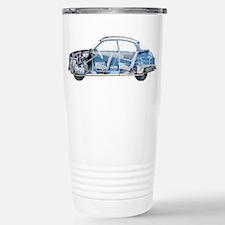 1961 96 Stainless Steel Travel Mug