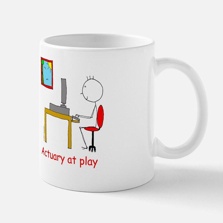actuary-both Mugs