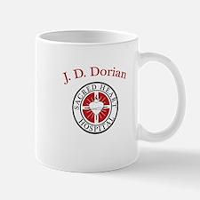 J. D. Dorian Mug