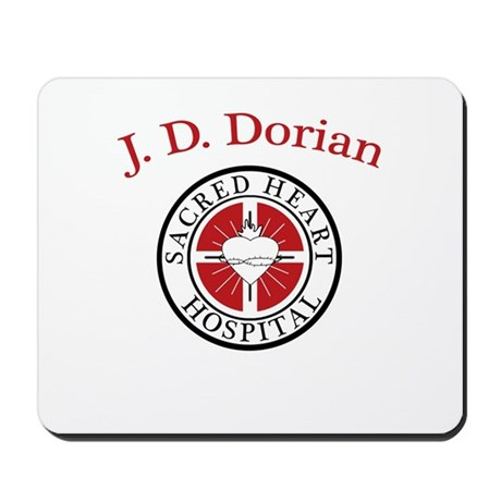 J. D. Dorian Mousepad