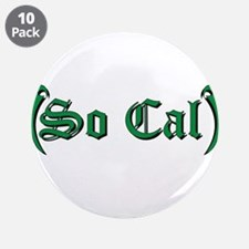 """So cal 3.5"""" Button (10 pack)"""