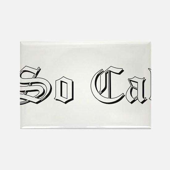 Unique So cal Rectangle Magnet (100 pack)