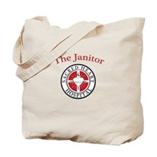 The Janitor Tote Bag