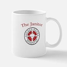 The Janitor Mug