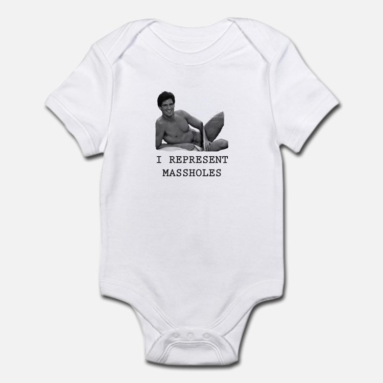 Cute Scott brown Infant Bodysuit