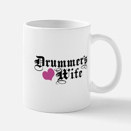 Drummer's Wife Mug