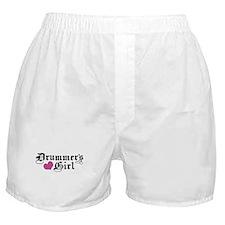Drummer's Girl Boxer Shorts