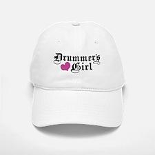 Drummer's Girl Baseball Baseball Cap