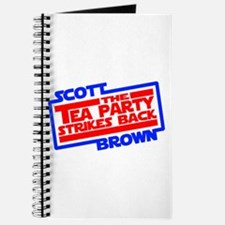 Scott Brown The Tea Party Strikes Back Journal