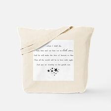 Little Stars Tote Bag