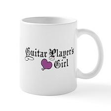 Guitar Player's Girl Mug