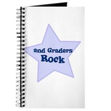 2nd Graders Rock Journal