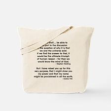 Mind of God Tote Bag
