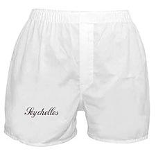 Vintage Seychelles Boxer Shorts