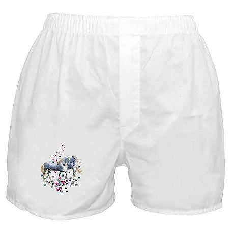 Unicorn Magic Boxer Shorts