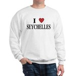 I Love Seychelles Sweatshirt