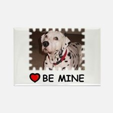 DALMATION (BE MINE) Rectangle Magnet