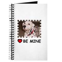 DALMATION (BE MINE) Journal