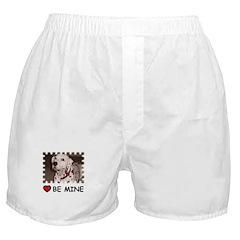 DALMATION (BE MINE) Boxer Shorts