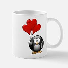 Valentine Penquin Mug