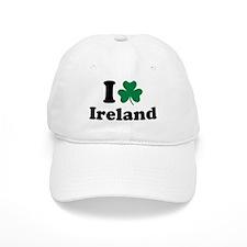 I love Ireland Baseball Cap