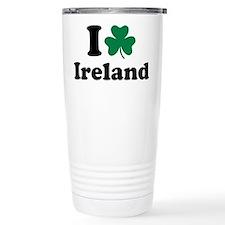 I love Ireland Thermos Mug
