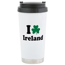I love Ireland Travel Mug