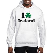 I love Ireland Jumper Hoody
