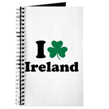 I love Ireland Journal