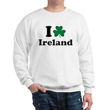 I love Ireland Sweatshirt