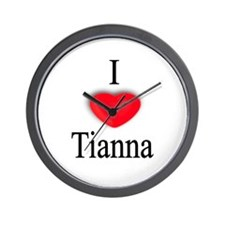 Tianna Wall Clock