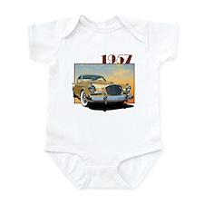 The Golden Hawk Infant Bodysuit