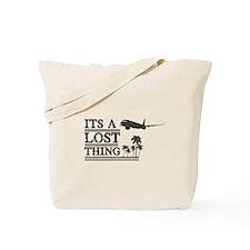 Cute Flight 316 Tote Bag