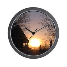 MCK Sunrise Wall Clock