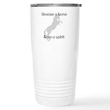 Rescue Grey Travel Mug