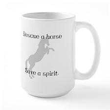 Rescue Grey Mug