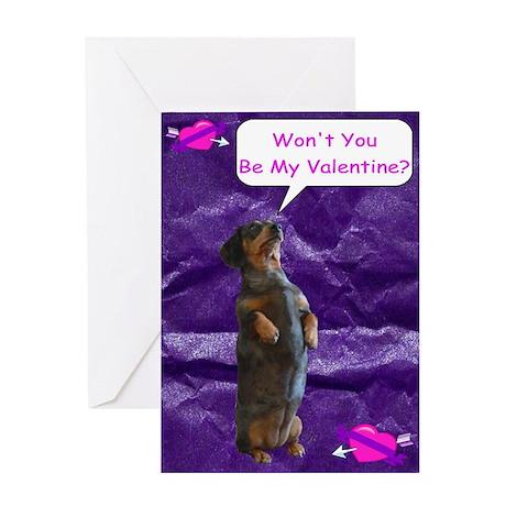 Patsy Valentine Card