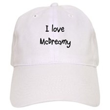 I love McDreamy Cap