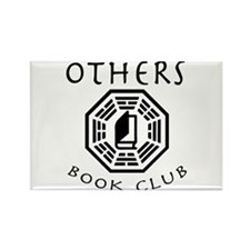 others book club Magnets